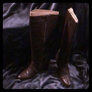 Brown Boots size 9